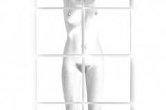 sezione 6, 2001stampa lambda su carta fotografica  12 pz di cm 28x28